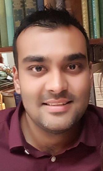 Dr Dhivesh Patel